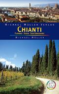 Chianti - Florenz, Siena, San Gimignano - Reisebuch