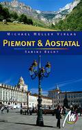 Piemont & Aostatal - Reisebuch