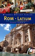 Rom / Latium - Reisebuch