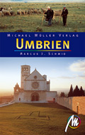 Umbrien - Reisebuch
